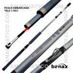 Cana para pesca embarcada INTER POWER