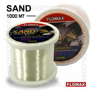LINHA FLOMAX SAND NYLON 1000Mt