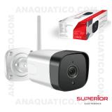 Câmara exterior WIFI IP FULL HD c/ visão noturna