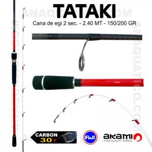 CANA AKAMI TATAKI EGI 2.40MT - 150/200GR