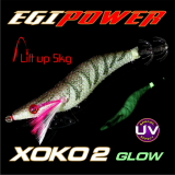 EGIPOWER XOKO 2 - 3'' / 14 GR - ANAX23