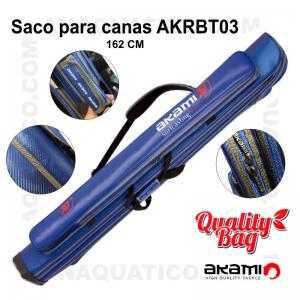 SACO PARA CANAS RÍGIDO AKAMI  AKRBT03 - 162 CM
