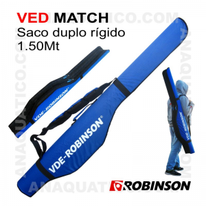 SACO DUPLO RÍGIDO VED MATCH ROBINSON 1.50MT