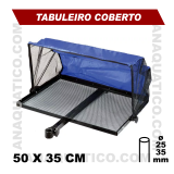 ROBINSON TABULEIRO C/ COBERTURA 50 X 35 CM