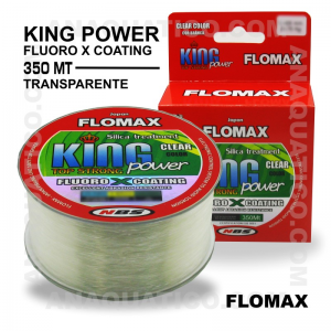 LINHA FLOMAX KING POWER CLEAR COLOR 350MT