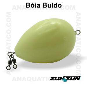 ZUN ZUN BÓIA BULDO FOSFORESCENTE 60 GR