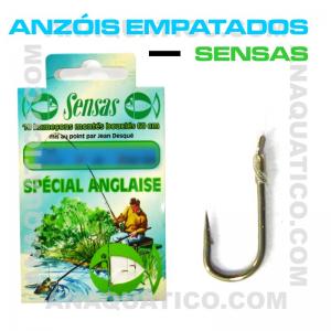 SENSAS ANZÓIS EMPATADOS