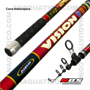 CANA NBS VISION V24 4.50MT - 100/200GR