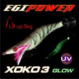 EGIPOWER XOKO 3 - 3.5'' / 20 GR - ANAX23