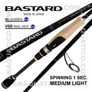 JACKSON BASTARD 1 SEC. 1.98MT - 10lb - ML