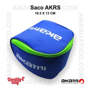 SACO AKAMI AKRS- 16,5 x 13 CM