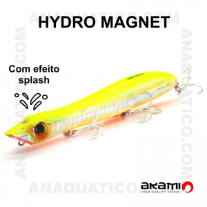 AMOSTRA AKAMI HYDRO MAGNET 125 12.5CM / 16GR  TOP WATER HM02
