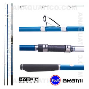 CANA AKAMI NIRAI 3 SEC. 5.0MT - 100/200GR - HYBRID