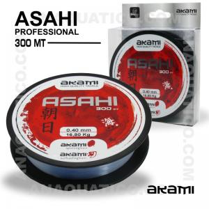 LINHA AKAMI ASAHI PROFESSIONAL 300 MT