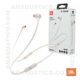 Auriculares Bluetooth V4.0 Pure Bass Bat Brancos JBL
