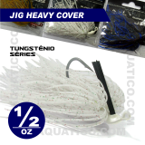 COYOTE JIG HEAVY COVER 1/2 OZ COR SALT PEPPER
