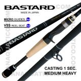 JACKSON BASTARD 1 SEC. 2.10MT - 18lb - MH
