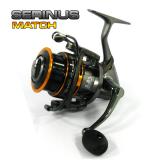JAXON SERINUS GTX MATCH 350 7+1 BB / Drag 8Kg / R 5.8:1