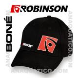 ROBINSON BONÉ COR PRETO