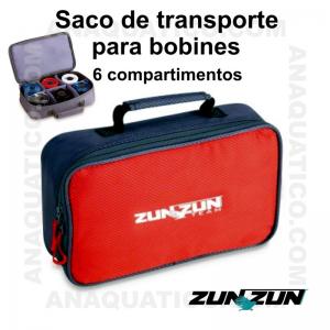 SACO ZUN ZUN PARA BOBINES 29 X 17 X 8 CM