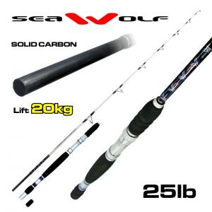 NBS SEA WOLF 1.9MT - 25lb - 55/280GR