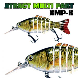 JAXON ATRACT MULTI PART XMP-K 9CM / 15GR AFUND. COR G
