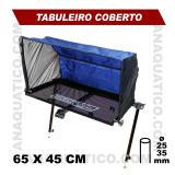 ROBINSON TABULEIRO C/ COBERTURA 65 X 45 CM