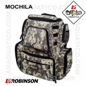 ROBINSON MOCHILA  29 X 20 X 44 CM