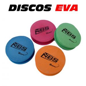 NBS DISCO EM EVA  6.5  X 1.8 CM