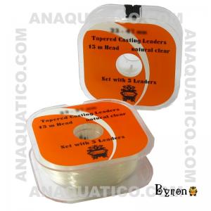 BYRON LINHA CONICA 0.28X0.47mm - 5X15Mt