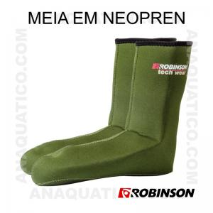 MEIA EM NEOPRENE TECH WEAR ROBINSON