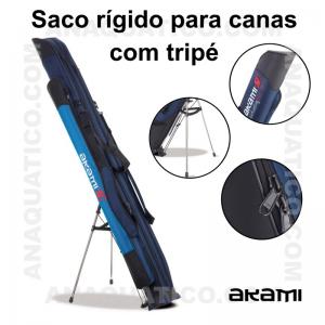 SACO RÍGIDO AKAMI COM TRIPÉ 1.65MT