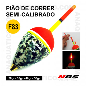 NBS BÓIA TIPO PIÃO F83