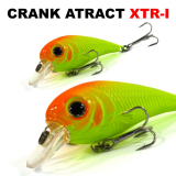 JAXON ATRACT XTR-I FLOAT. 4.5CM / 5GR C