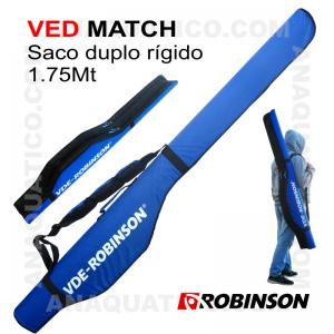 SACO DUPLO RÍGIDO VED MATCH ROBINSON 1.75MT