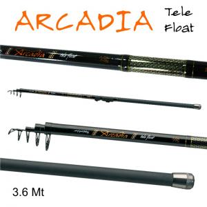 JAXON ARCADIA TELE FLOAT 3.60Mt - 5/15GR