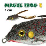 JAXON MAGIC FROG 2  - 7 CM  / 15GR TOP WATER COR E
