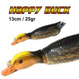 JAXON HAPPY DUCK 13CM - 25GR TOP WATER COR A