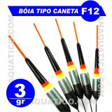 NBS BÓIA TIPO CANETA  F12 - 3 GR
