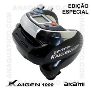 CARRETO ELÉTRICO AKAMI KAIGEN 1000 EDIÇÃO ESPECIAL BB 2 / POTENCIA 40Kg